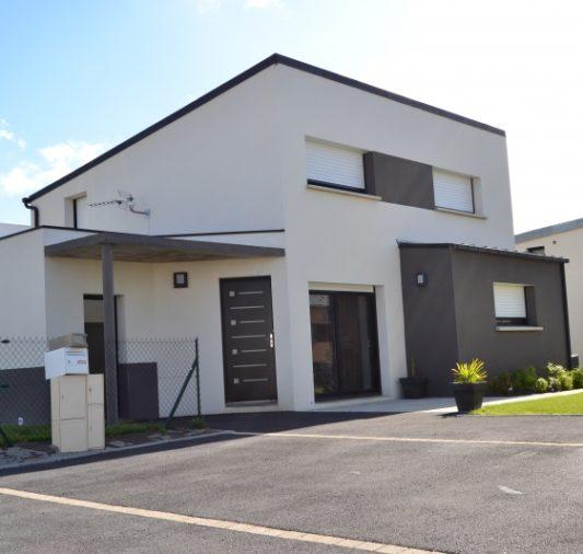 Maison moderne à Vannes