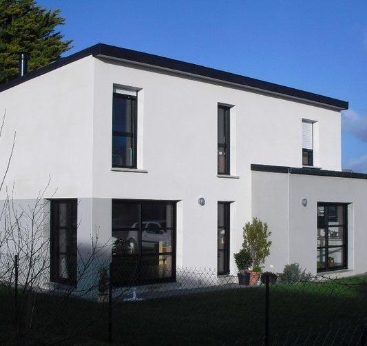 Belle maison moderne