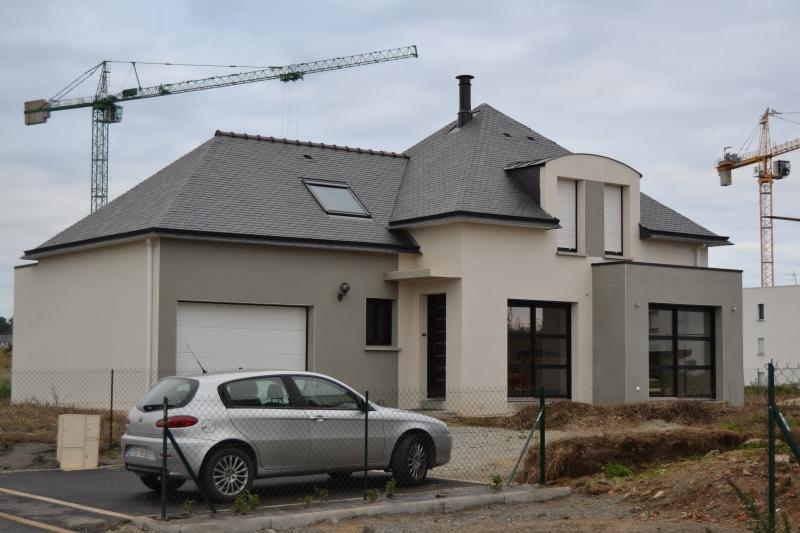 Construction D Une Maison Neuve 4 Pans Maisons Design Et Traditions
