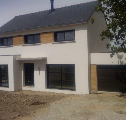Construire maison individuelle Morbihan