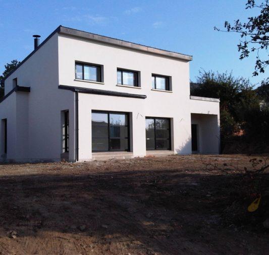 Construction Maison BBC
