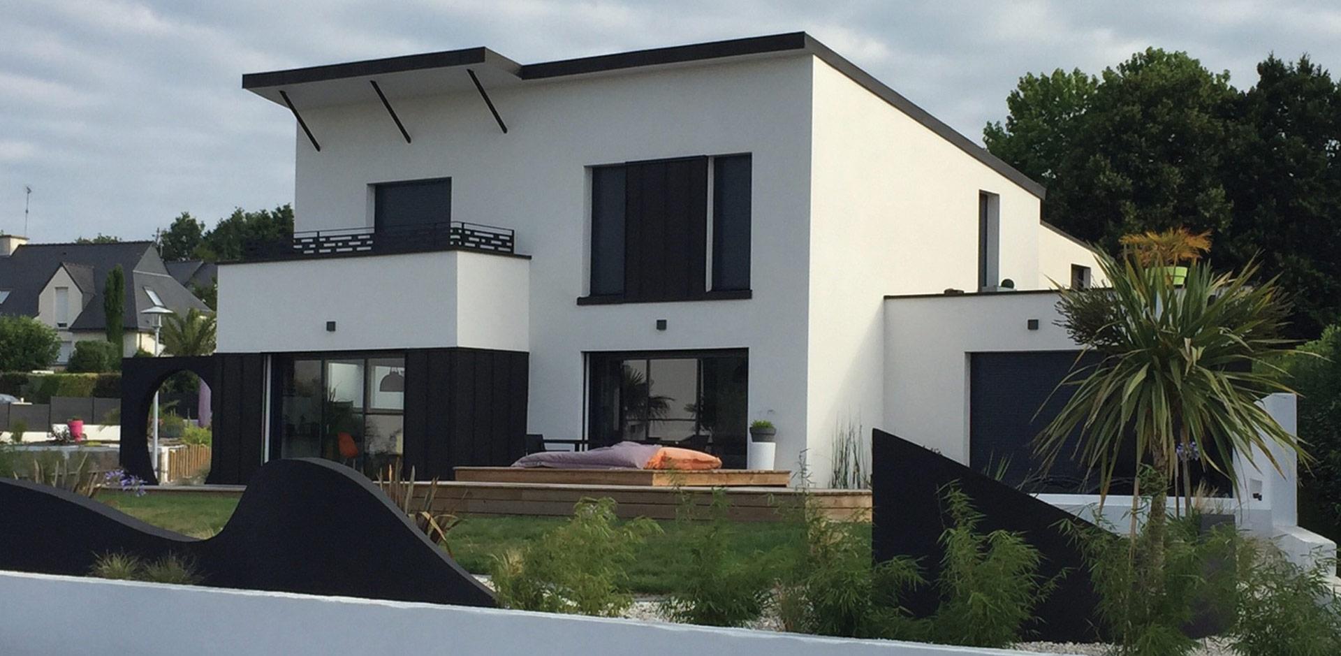 Maisons Design et Traditions ≡ Constructeur Maison à Vannes