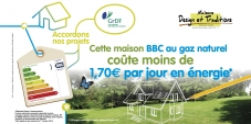 maison bbc gaz naturel
