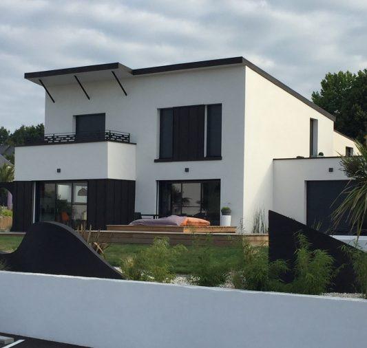 maison contemporaine vannes