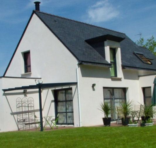 construction maisons contemporaine