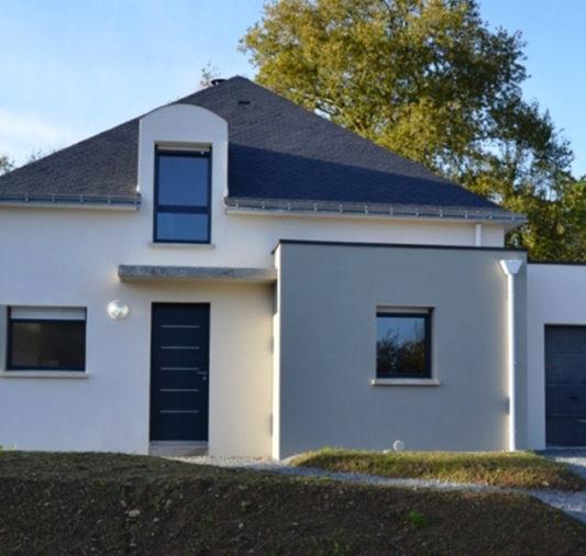 réalisation maisons contemporaine