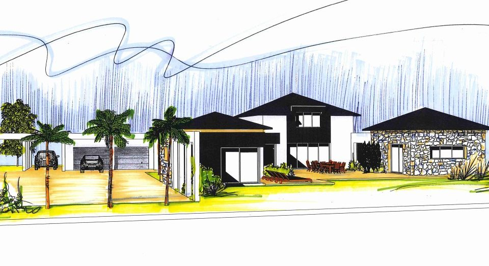 maison design vannes