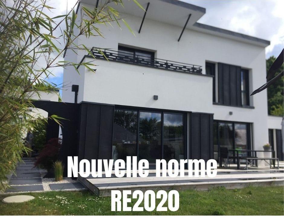 nouvelle norme re2020